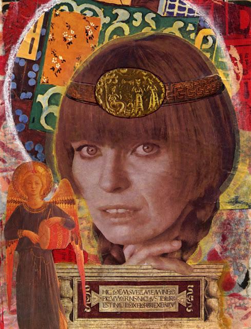 Collage -- TV Saint -- Mary Hartman