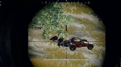 Tips Pro Player Headshot Saat Main Sniper PUBG Mobile