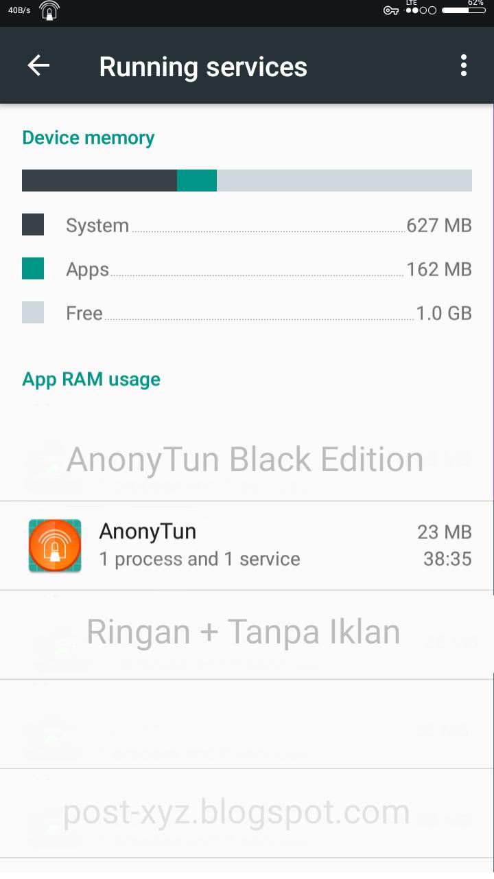 AnonyTun Pro by @_hikz Ringan Tanpa Iklan Black Edition