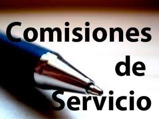Asturias: convocatoria de comisiones de servicio
