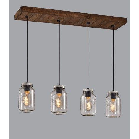 le luminaire industriel la commode ton guide tendance. Black Bedroom Furniture Sets. Home Design Ideas