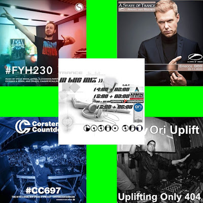 In The Mix 06.11. -  12.11.2020 on Radio DJ ONE