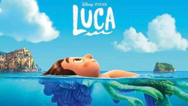 Luca Full Movie Animation Cast Story Release date - Disney