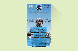Turnamen PUBG Mobile: MSA E-SPORTS X PANGGON DJAGONG