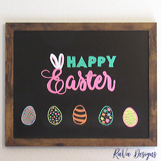 easter decor april decorations home ideas easy chalkboard drawing