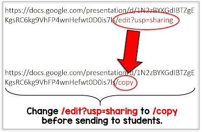 Paste the link into a document of some sort. I pasted into Powerpoint but you can also use Word. Change the end of the URL