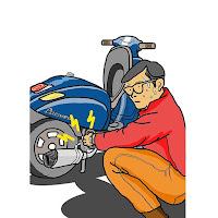 """Hukuman Bagi Motor Berknalpot """"Broong"""""""