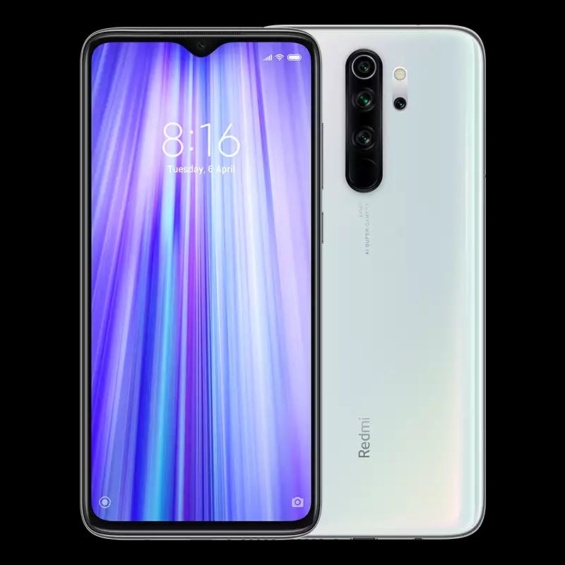 Redmi note 8 pro launched in India, equipped with 64 megapixels
