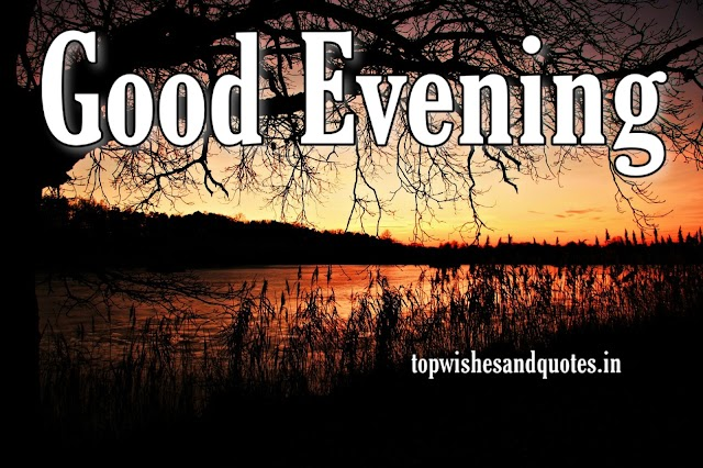 100+ Good Evening wishes Images for Download