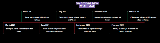 SMD-Coin-Roadmap
