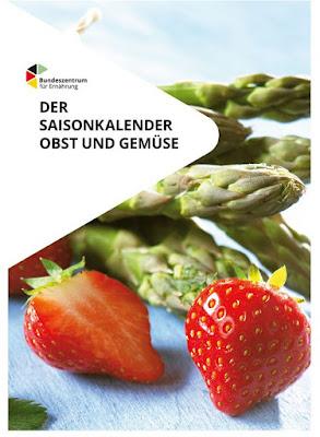 Saisonkalender des Bundeszentrums für Ernährung