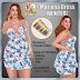 ART FASHION  - MARIANA DRESS