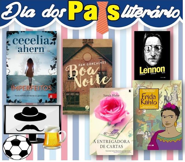 kit%2B6 Promoção | Dia dos pais literário