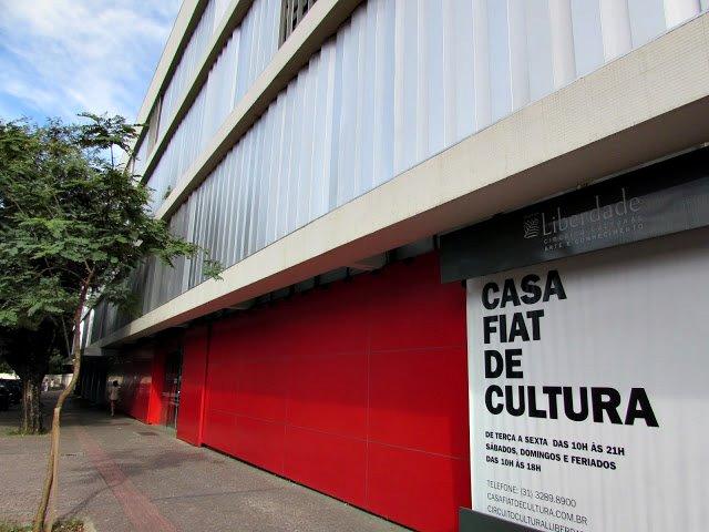 Roteiro pelo Circuito Cultural Praça da Liberdade - BH