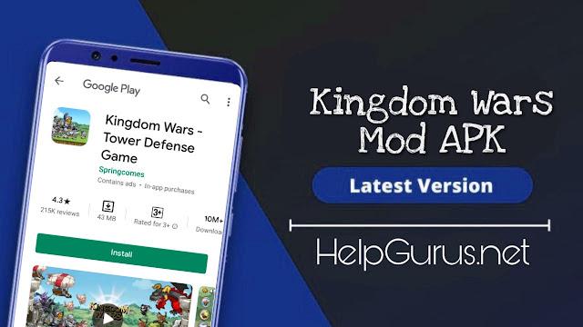 Kingdom Wars MOD APK