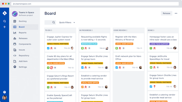 Jira-Software Documentation Tools for Every Stage of Project Implementation-Hire A Virtual Assistant