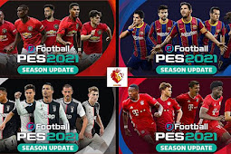 PES 2021 Start Screen Pack For - PES 2017 & PES 2019