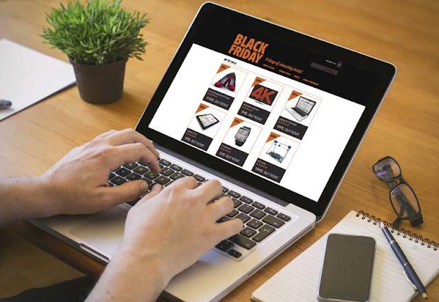 تجارب مختلفة للتسوق عبر الإنترنت