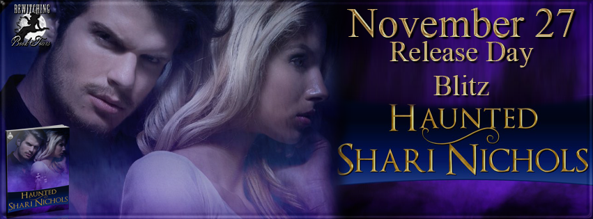 Haunted Release Day Blitz