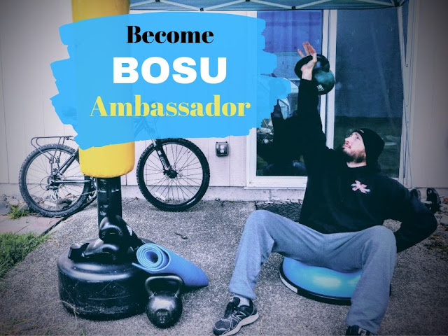 Become a BOSU Ambassador