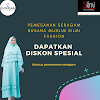 Paket Seragam Pengajian Busana Muslim Gamis Surabaya