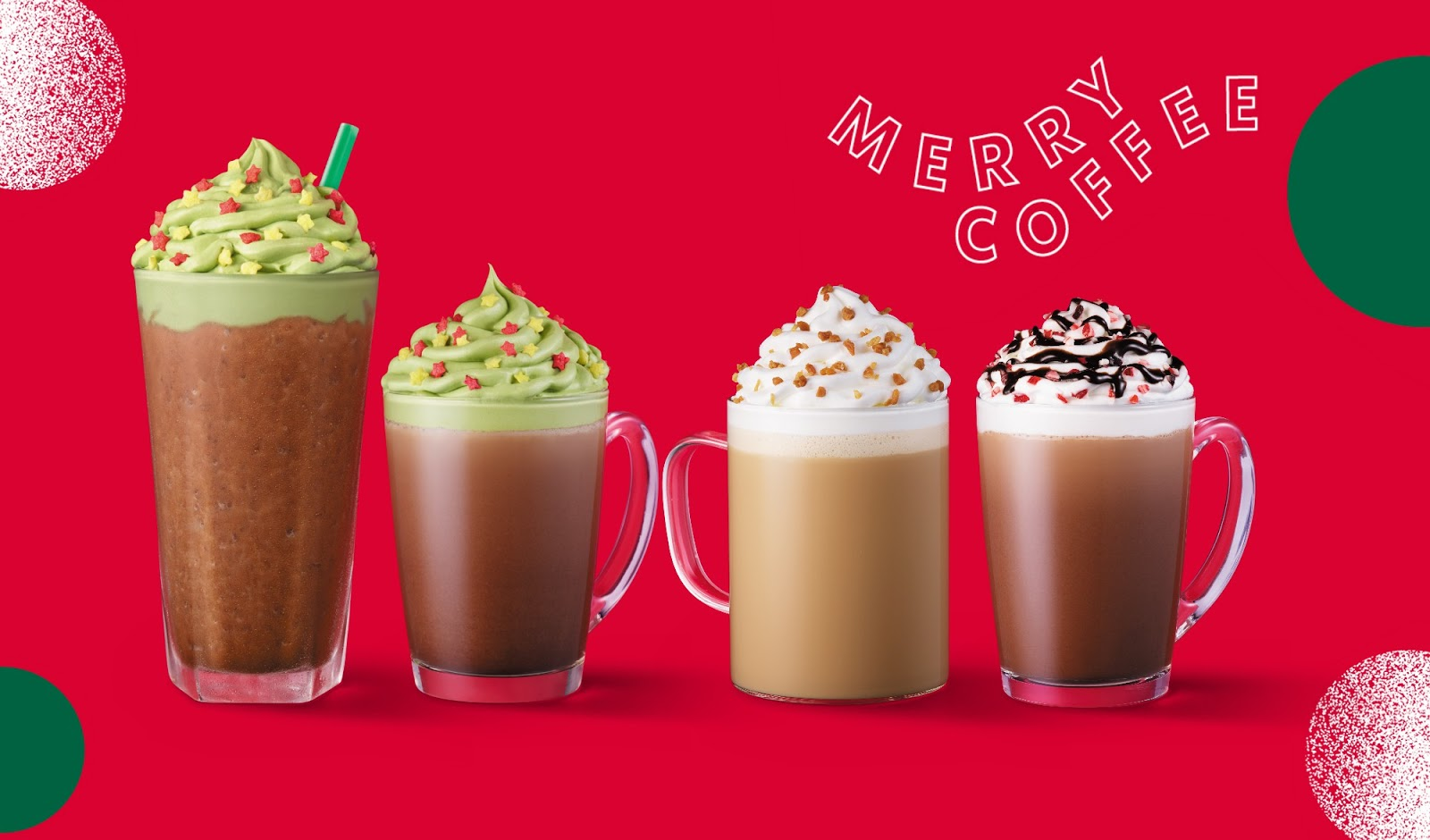 Starbucks 2019 Holiday Offerings