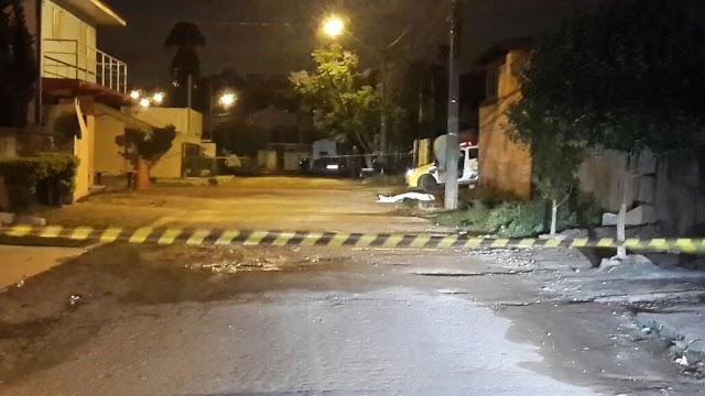 Jovem é executado com seis tiros na Vila Guarani em Colombo