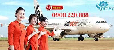 Vé máy bay đi Quy Nhơn hãng Jetstar