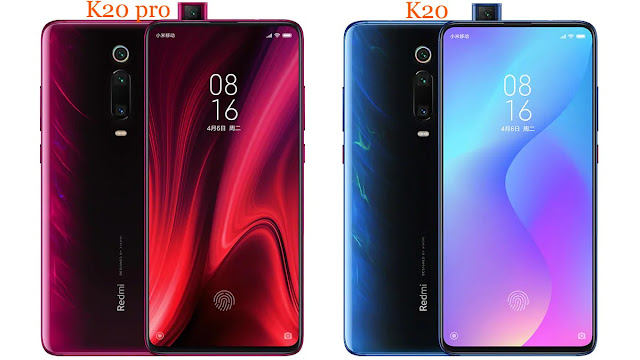 Redmi K20, Redmi K20 Pro will in India Launch Today...