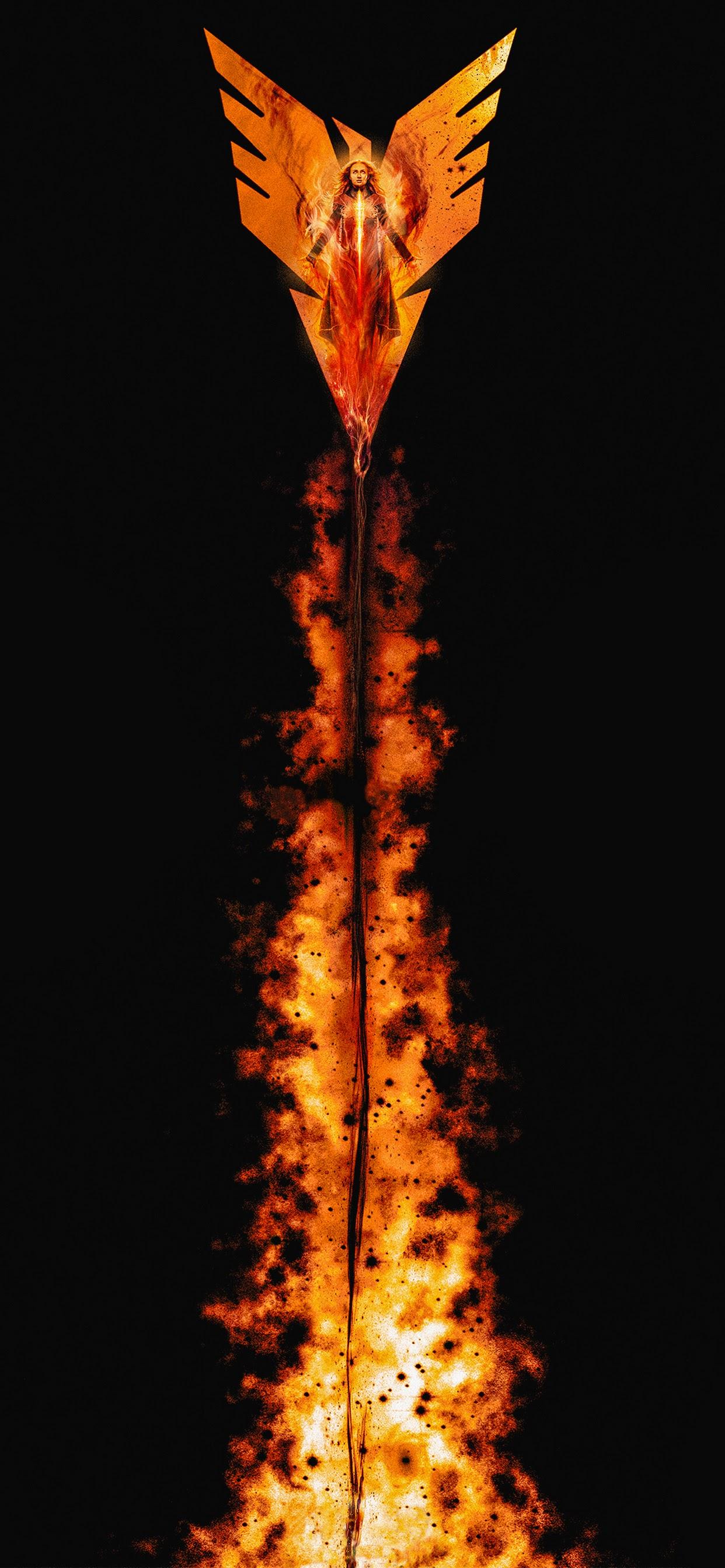 Dark Phoenix Jean Grey 4k Wallpaper 17