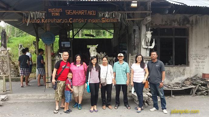 Kampung Petung Merapi Lava tour