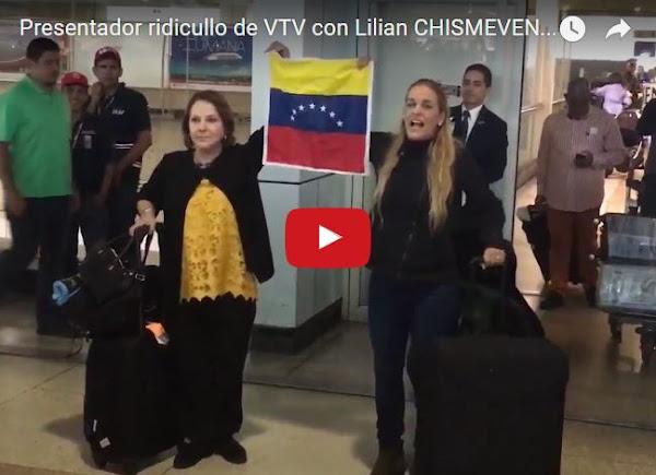 Que pasaría si un periodista se atraviesa frente a Maduro al llegar al aeropuerto?