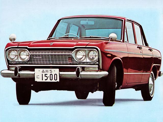 Nissan Skyline 1500