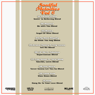 The Dynamic Hamza 21® - Soulful Melodies Volume 6 (2017)