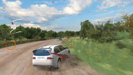 Download Rally Fury - Extreme Racing MOD APK 1.59 [Unlimited Money] 1