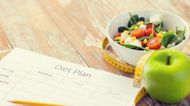 Masa Depan Terjamin dengan Menu Makanan Diet Sehat