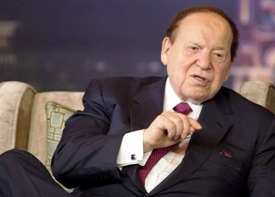 Sheldon Adelson orang terkaya dunia
