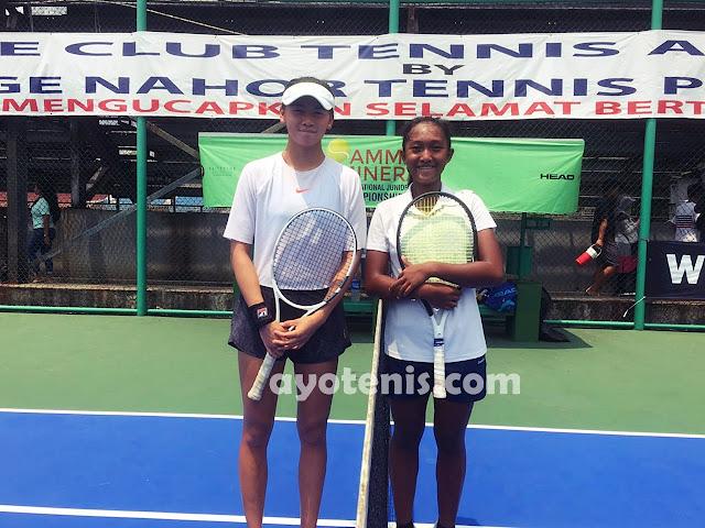 ITF J5 Jakarta: Keren! Tak Diunggulkan, Nadya Dhaneswara Sukses Melaju ke Final