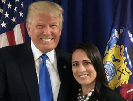President Trump appoints Melania's top aide, Stephanie Grisham as new White House Press Secretary