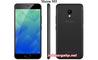 Harga Meizu M5, Spesifikasi Meizu M5, Review Meizu M5