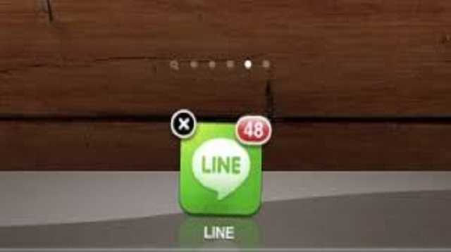 Cara Logout LINE