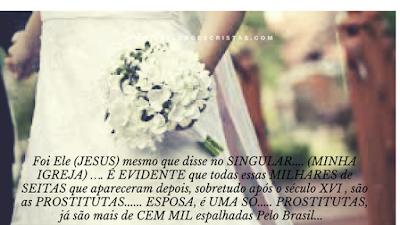 A Noiva do Cordeiro de Deus.