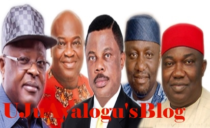TENSION IN THE EAST :  South-east governors, Ekweremadu in closed-door meeting