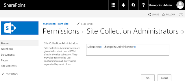 SharePoint Online PowerShell to Remove Site Collection Administrator