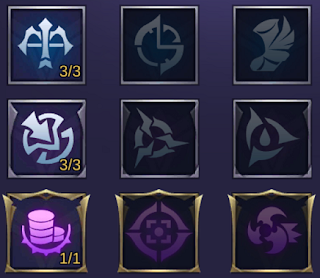 Rekomendasi Emblem Claude Mobile Legends