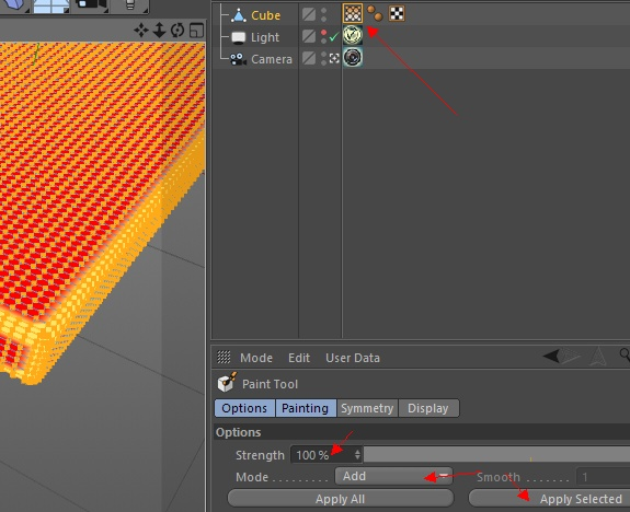 Cinema 4D - tips and trics: C4D and VRAY - worn edges / dirt