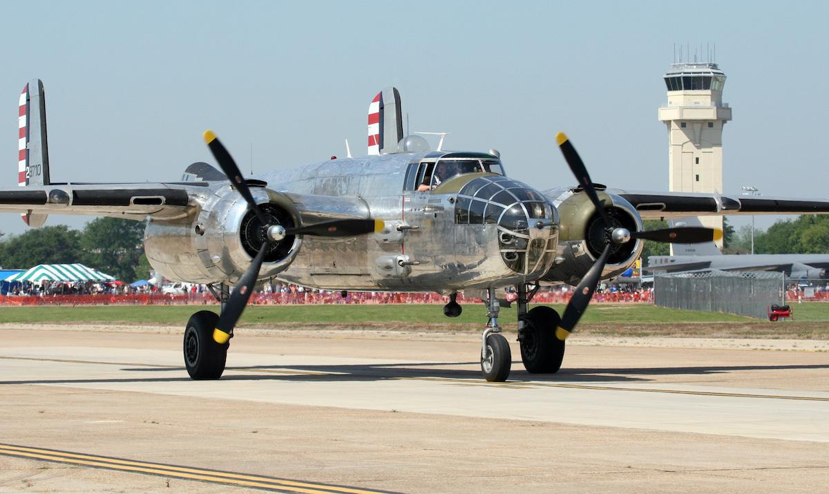B-25J sn 44-30823