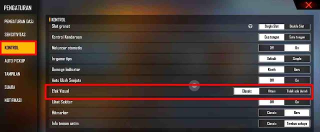 Cara Mengubah Tampilan Logo Kill FF
