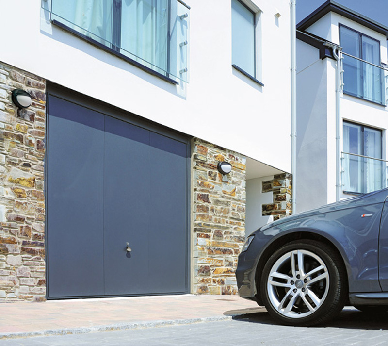 Garador Design Range 200 garage door