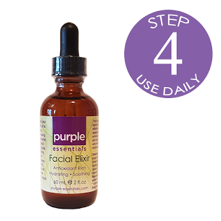 Purple Essentials' All Natural Facial Elixir